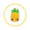 The Fuzzy Pineapple Handmade + Custom Art, Apparel, and Accessories
