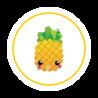 The Fuzzy Pineapple Handmade + Custom Art, Apparel, and Accessories