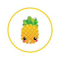 The Fuzzy Pineapple LLC.  Handmade + Custom Art, Apparel, and Accessories in Tallahassee FL USA
