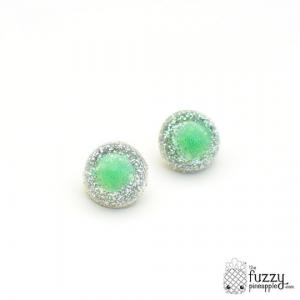 Kiss My Bubbles Stud Earrings