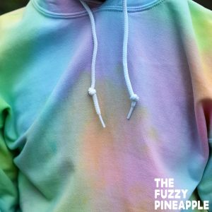 Color Wheel Pastel Rainbow Hoodie